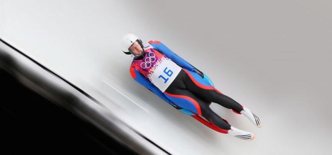 루지 - 평창동계올림픽 공식사이트 제공